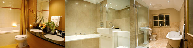 Bathroom innovation, restoration and installation