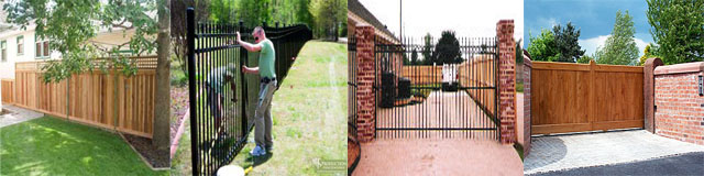 Fences and gates installation