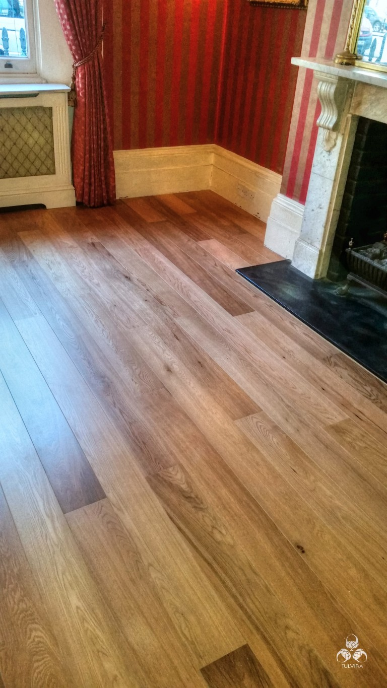 Hardwood floor London